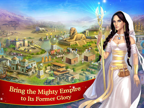 Cradle of Empires screenshot 1