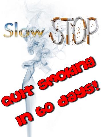 Slow Stop™ -Quit Smoking App screenshot