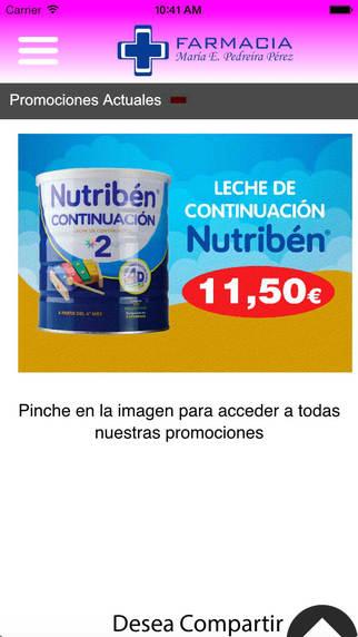Farmacia Encarnación Pedreira