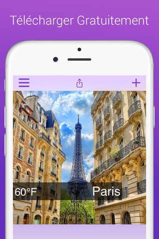 Weathergram - Weather And Temperature For Instagram screenshot 3