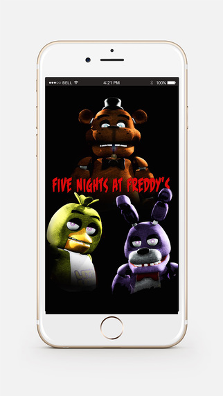 Wallpapers for Five Night's At Freddy's Edition - Backgrounds for FNAF