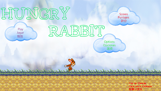 Hungry Rabbit - SMP - FV