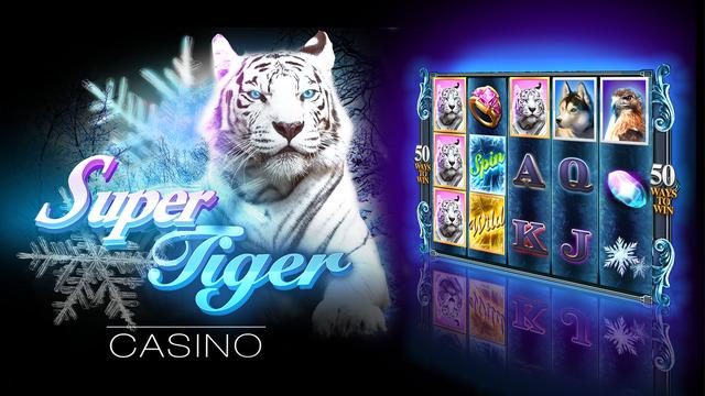Super Tiger Way Slots