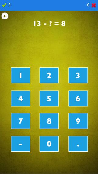 Mega Math Quiz