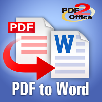PDF to Word by PDF2Office - the PDF Converter LOGO-APP點子