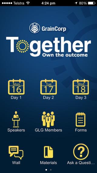 GLG Together