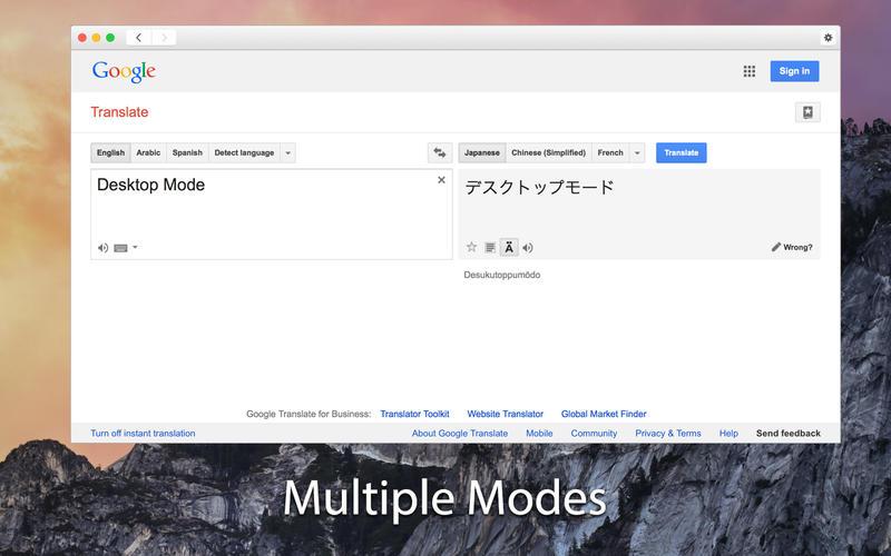 Translator for Google Translate Screenshot - 3