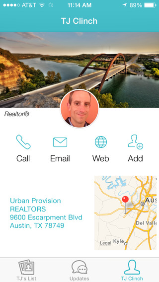 TJ Clinch Urban Provision Realtors Austin Real Estate