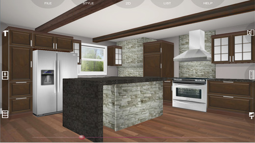 Kitchen 3D eurostyle