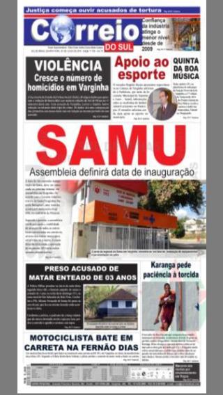 Jornal Correio do Sul
