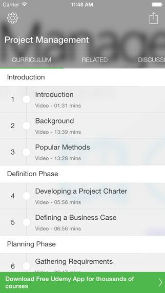 Project Management: Six Sigma PMP
