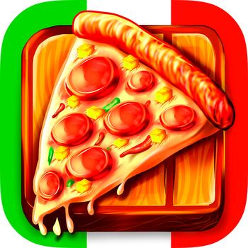Pizza Making Madness LOGO-APP點子