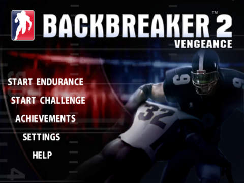 Backbreaker 2: Vengeance iPad Screenshot 5