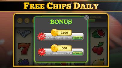 Screenshot 3 Slots 777™ — VEGAS CLASSIC – offline progressive slot machine with free coins feature & hourly bonus