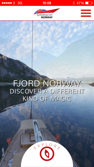 Fjord Norway by Superyacht Norway