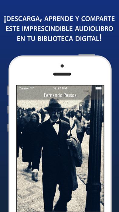 Fernando Pessoa iPhone Screenshot 1