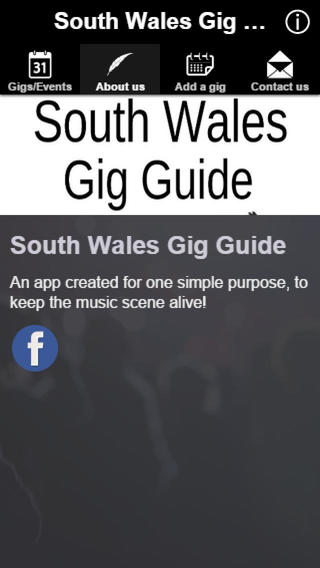 South Wales Gig Guide