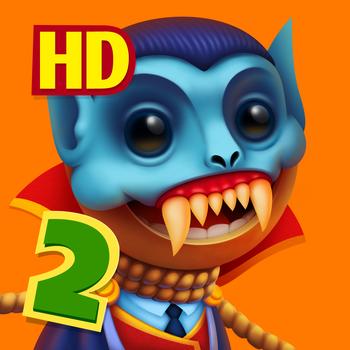Buddyman: Halloween Kick 2 HD LOGO-APP點子