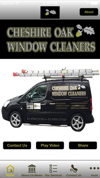 Cheshire Oak Window Cleaners