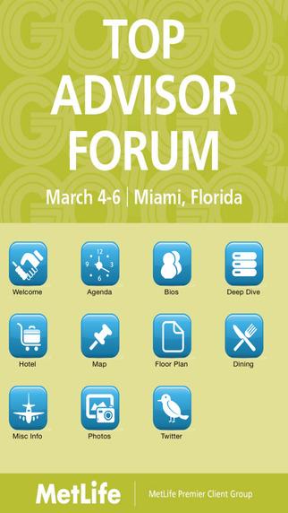 Top Advisor Forum 2015