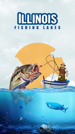 Illinois Fishing Lakes
