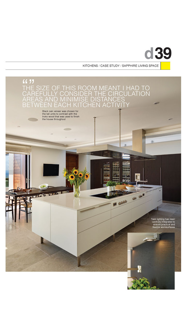 Designer Kitchen Bathroom The Must Read Monthly Magazine For Innovative Design Free