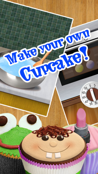 Cupcakes Maker