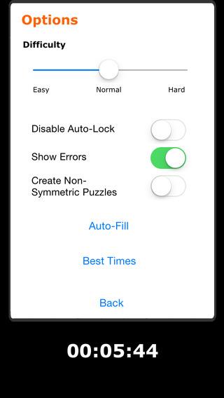 Satori Sudoku iPhone Screenshot 3