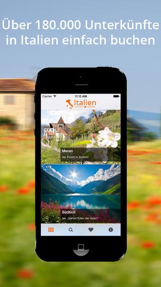 Italien Urlaub günstig buchen