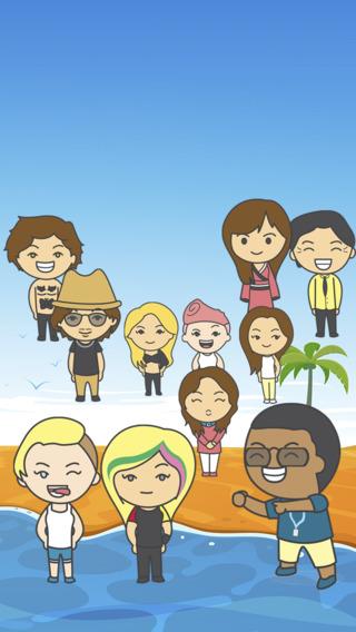Celebrity Copters vs Flap Emoji