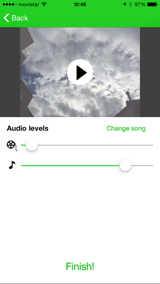 Add Music to Video Editor - Add background musics to your videos for iPhone iPad Free