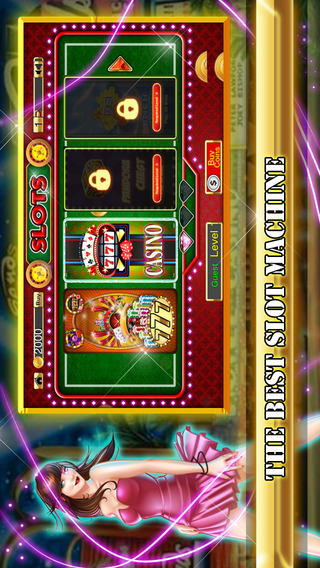 `` Amazing Fantasy Slots HD - Casino Series with M