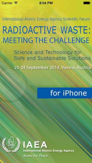 IAEA Scientific Forum 2014