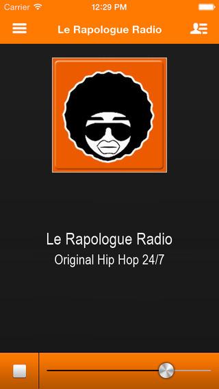 Le Rapologue Radio