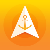 Anchor Pointer — GPS Compass (Find your parked car) [iPhone]