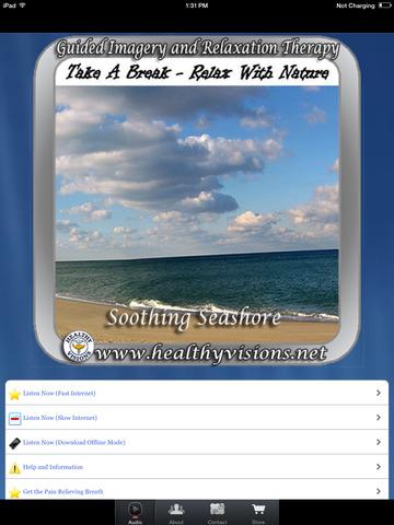 Soothing Seashore - iPad
