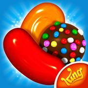 Candy Crush Saga mobile app icon