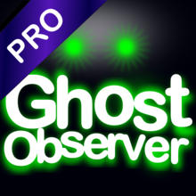 Ghost Observer Pro Camera - a radar detector to see spirits on live video - iOS Store App Ranking and App Store Stats