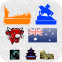 Symbols Quiz Game mobile app icon