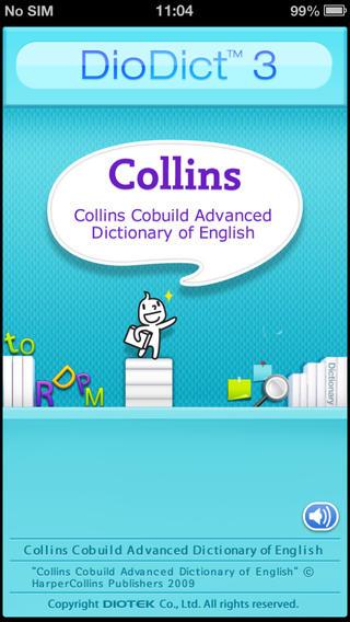 柯林斯高级英语学习词典 Collins Cobuild Advanced Dictionary of English - DioDict