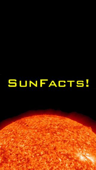 SunFacts! iPhone Screenshot 1