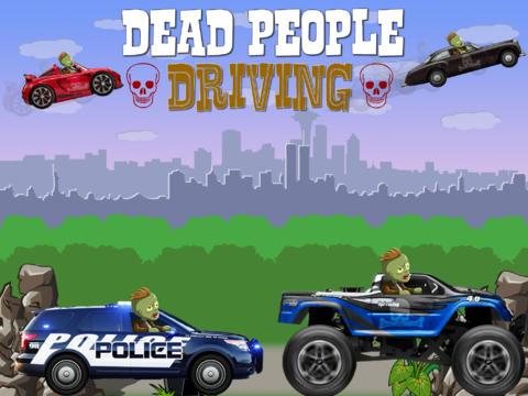 Dead People Driving HD