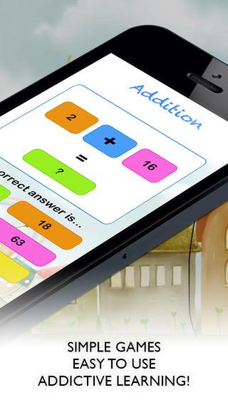 玩免費教育APP|下載Kids Learn Math Game(宝宝学数学) - 免费的儿童数学教育游戏 app不用錢|硬是要APP