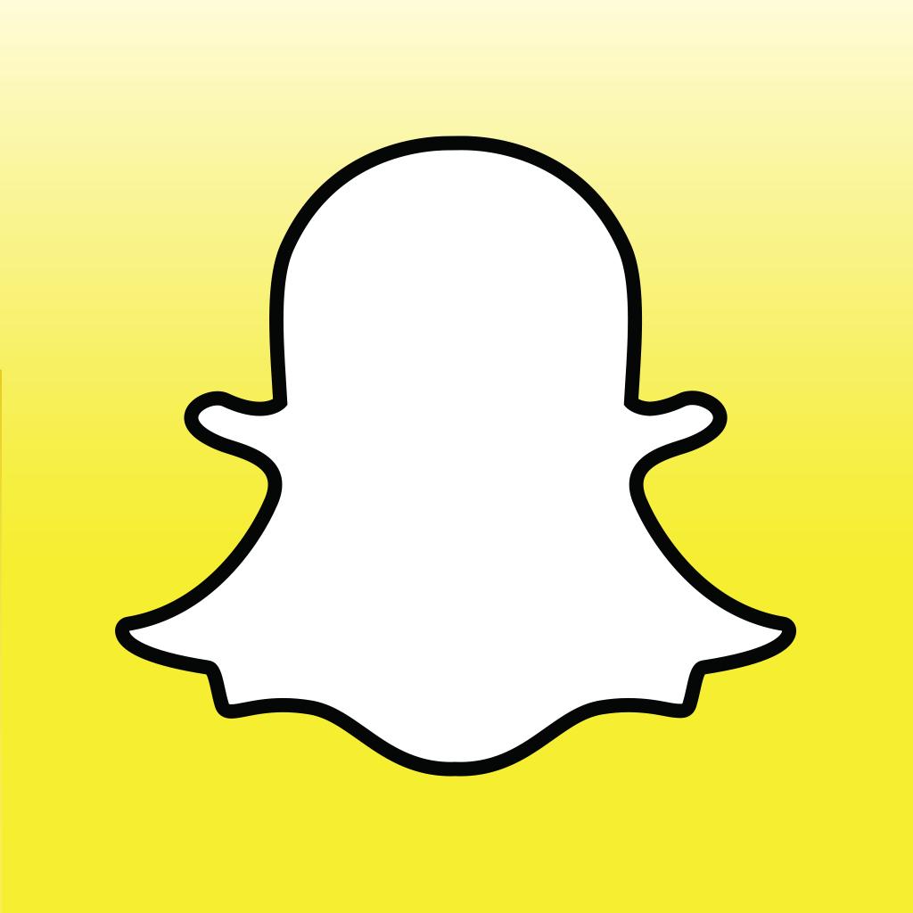 Find mig på Snapchat