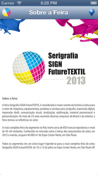 Serigrafia SIGN 2013