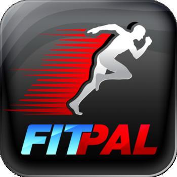 FitPal LOGO-APP點子