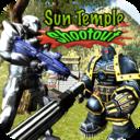 Sun Temple Shootout