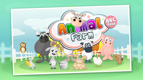 Animal Farm - 3 In 1 Interactive Playground For Preschool Kids - Learn Names And Sounds Of Farm Anim