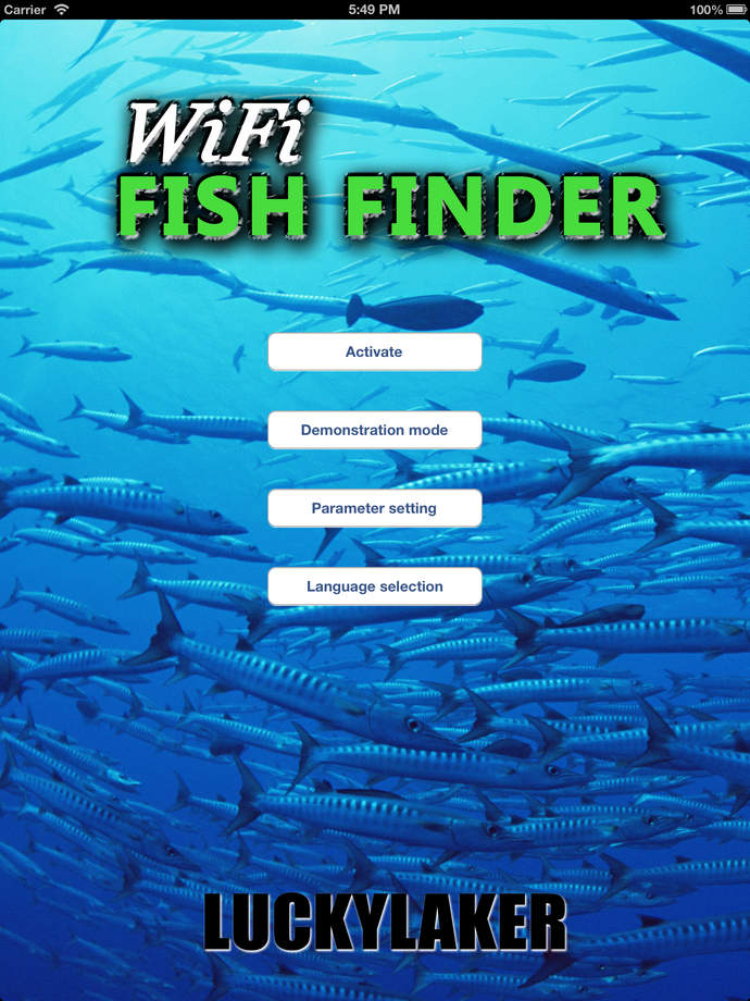 Wifi fish finder ios store store top apps app annie for Iphone fish finder