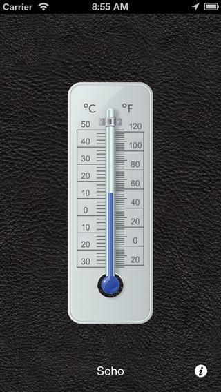 Temperature Nearby